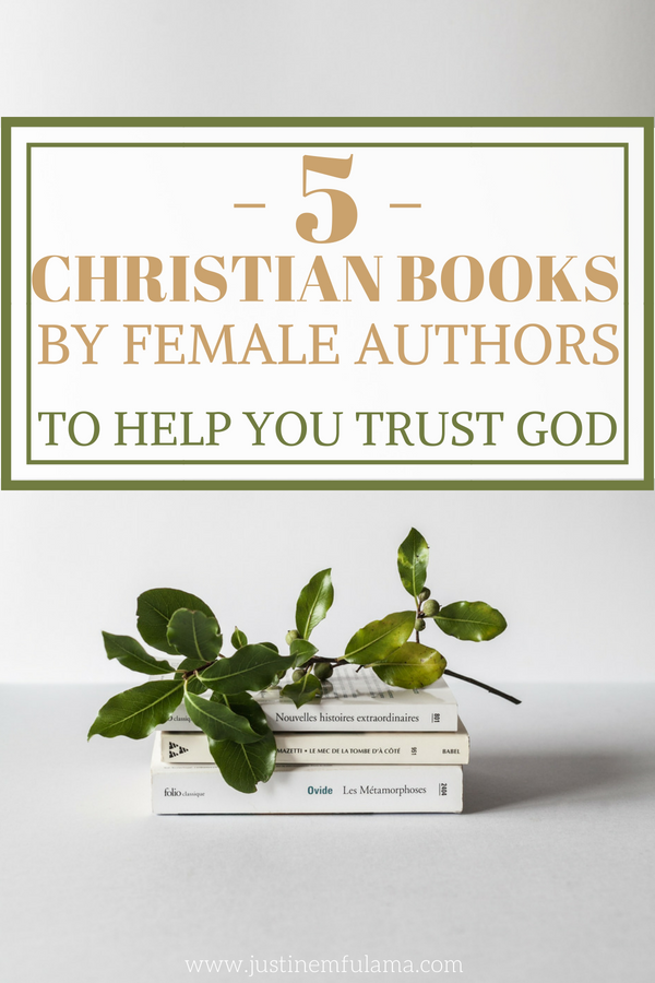 Christian Books by female authors