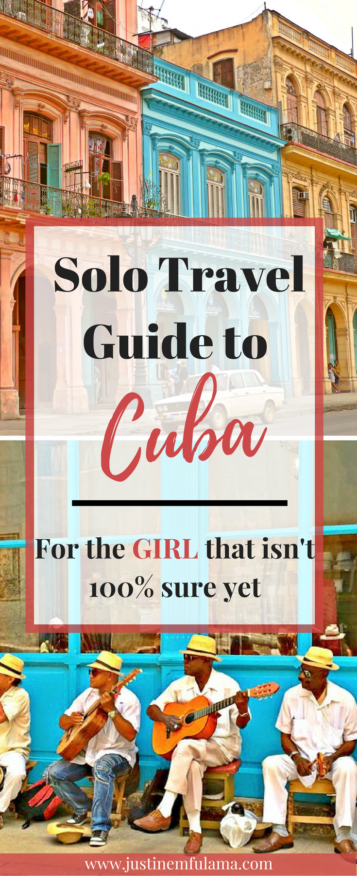 Solo Travel Guide to Cuba for female travelers