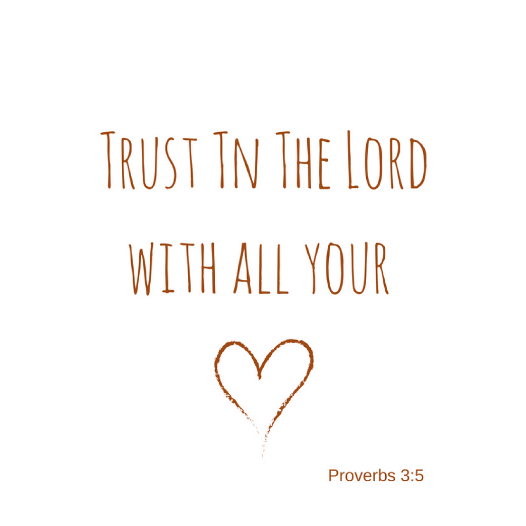Bible Verses About Trusting God: 10 Verses That Will ...