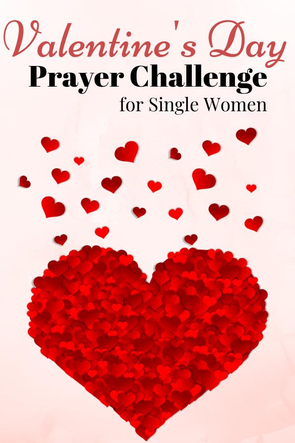 Prayer Challenge for Single Women