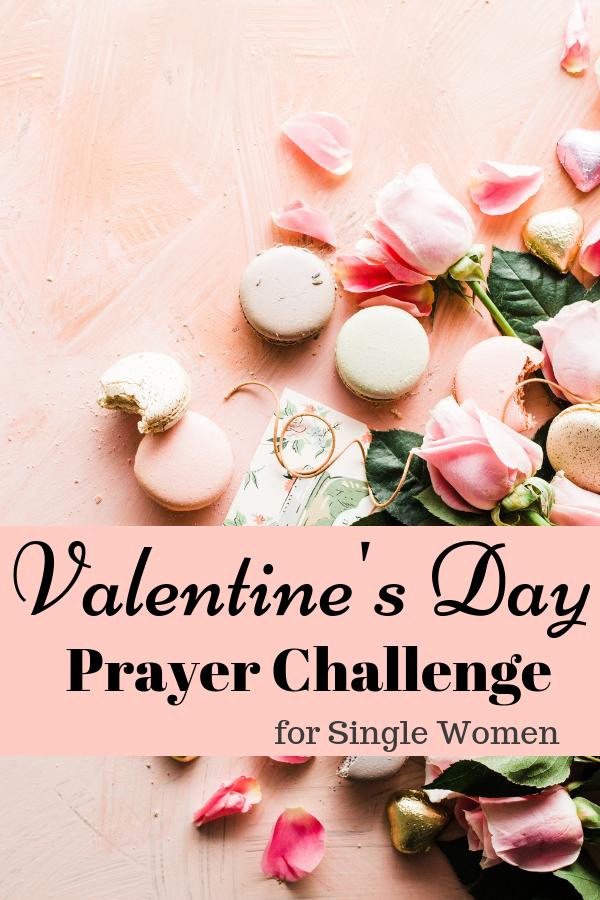 Valentines Day Prayer Challenge