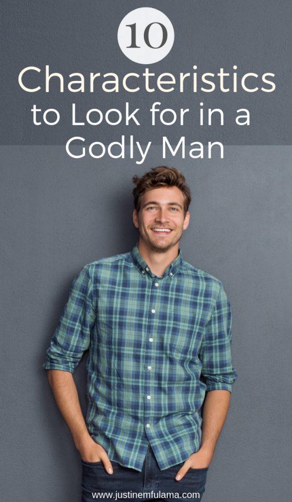 10 personality traits of a godly man